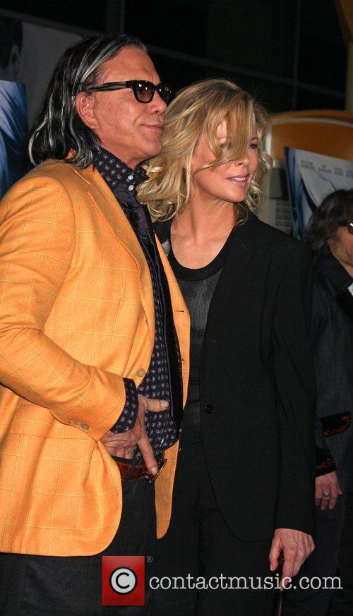 Mickey Rourke and Kim Basinger 5