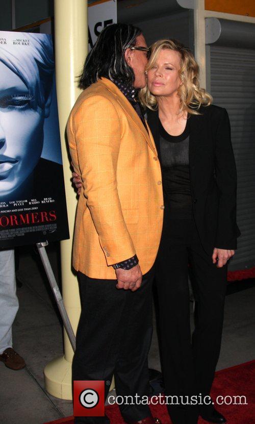Mickey Rourke and Kim Basinger 1
