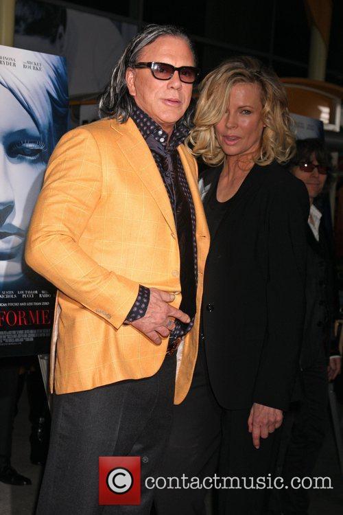 Mickey Rourke and Kim Basinger 4