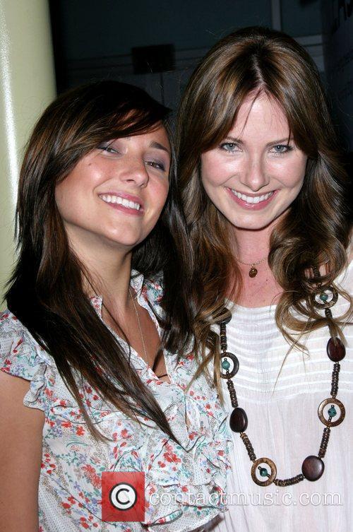 Briana Evigan and sister Vanessa Lee Evigan World...