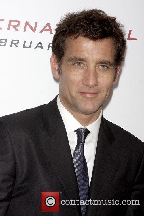 Clive Owen The Cinema Society Hosts a Screening...