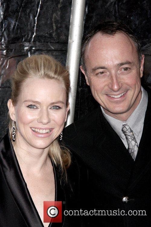 Naomi Watts and Joel Palix The Cinema Society...