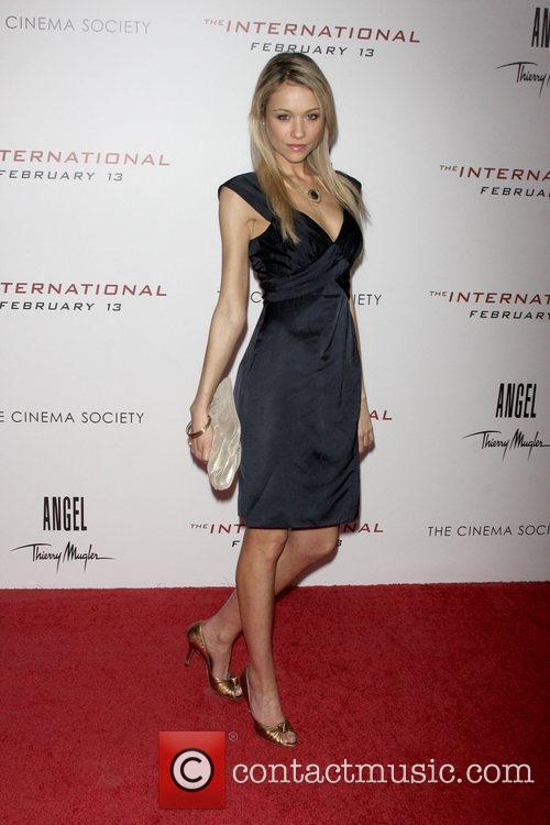 Katrina Bowden at Cinema Society Hosts a Screening...