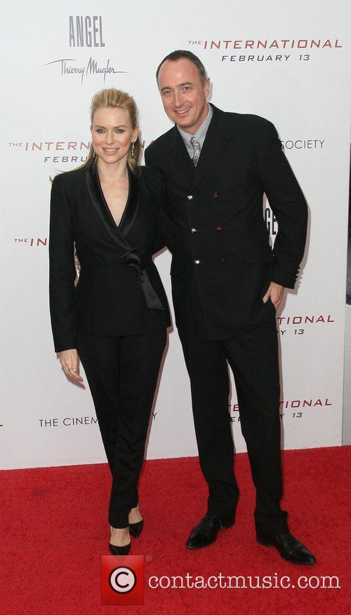 Naomi Watts, Guest The Cinema Society Hosts a...