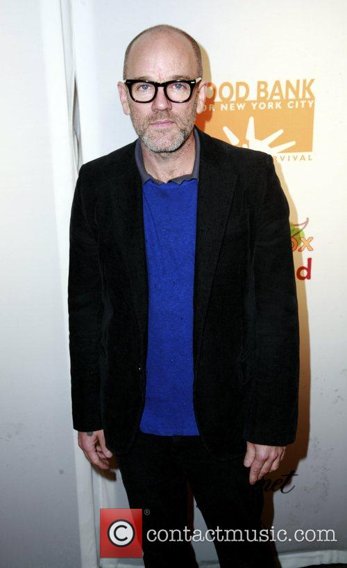 michael stipe the lunchbox auction presented by gourmet...