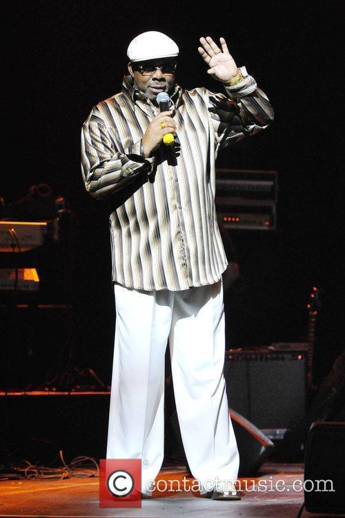 Jerry Rushin The Manhattans performing at James L....