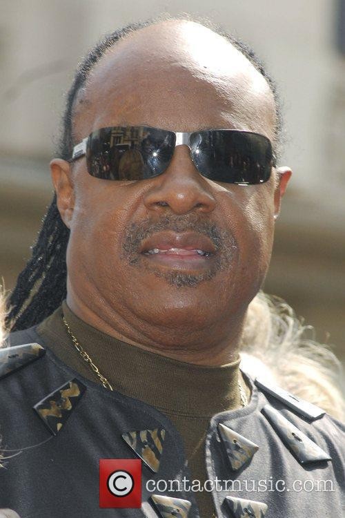 Stevie Wonder, Star On The Hollywood Walk Of Fame and Walk Of Fame 10