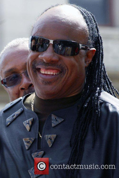 Stevie Wonder, Star On The Hollywood Walk Of Fame and Walk Of Fame 12
