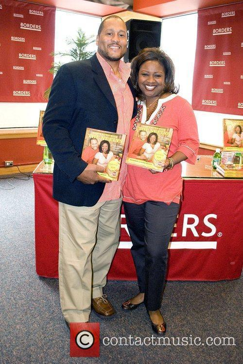 Sign copies of their book 'Down Home with...