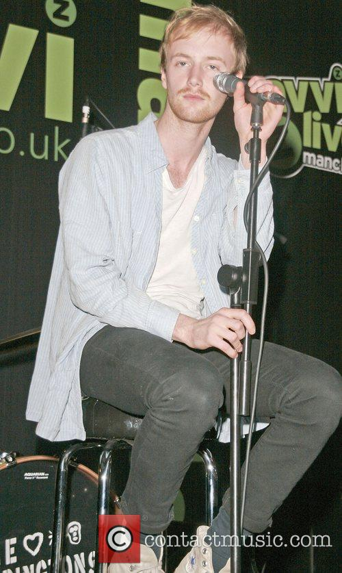 Performs at the Manchester Zavvi store