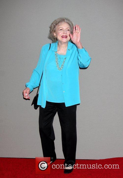 Betty White World Premiere of 'The Proposal' at...