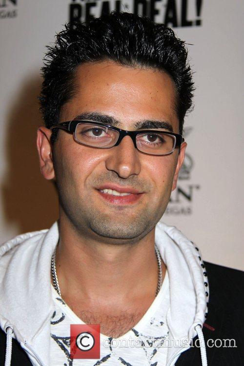 Antonio Esfandiari Premiere of 'The Real Deal' at...