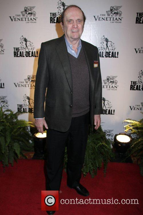 Bob Newhart Premiere of 'The Real Deal' at...