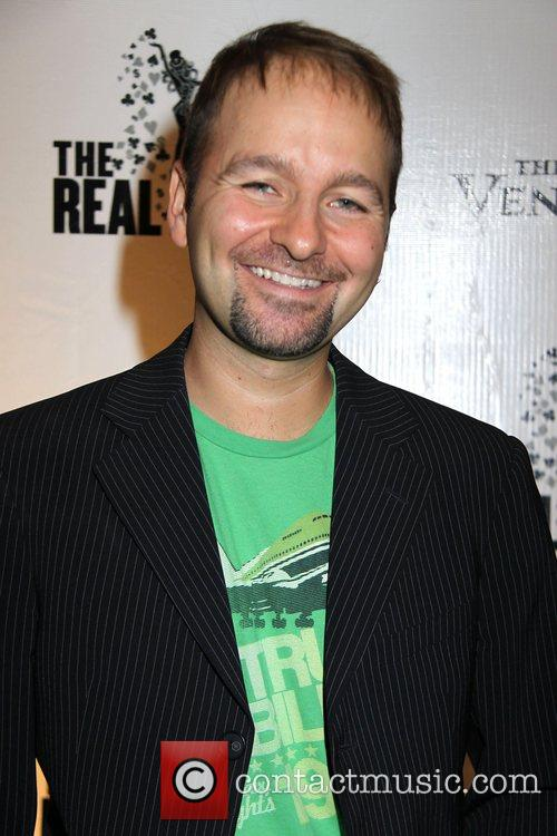 Daniel Negreanu Premiere of 'The Real Deal' at...