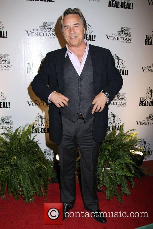 Don Johnson Premiere of 'The Real Deal' at...