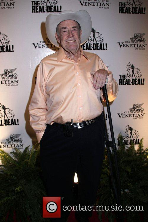 Doyle Brunson Premiere of 'The Real Deal' at...