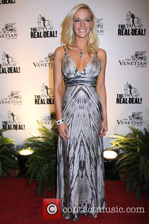 Premiere of 'The Real Deal' at the Venetian...
