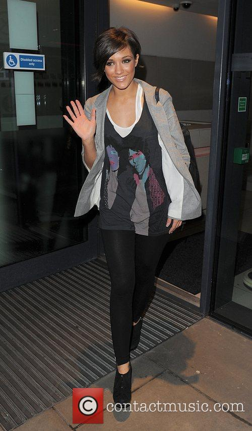 frankie sandford hair back. Picture - Frankie Sandford