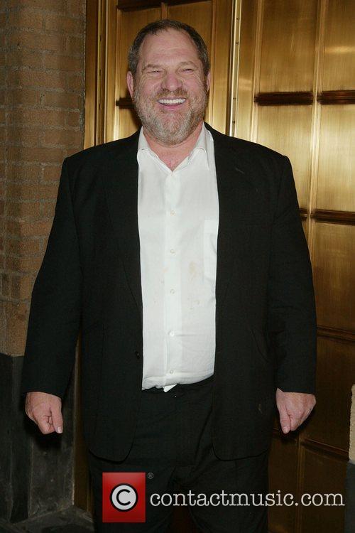 Harvey Weinstein Opening Night of The Seagull on...