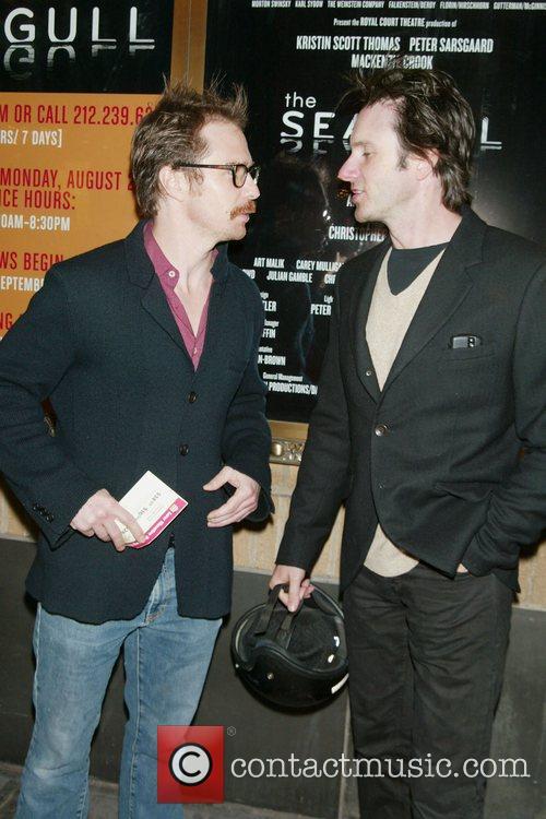 Sam Rockwell and Josh Hamilton 2