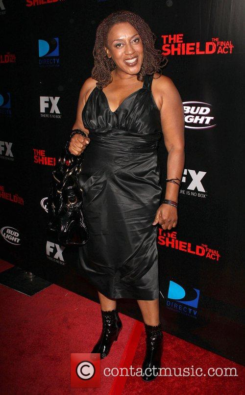 CCH Pounder  Screening of 'The Shield' held...