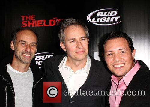 Screening of 'The Shield' held at the Arclight...
