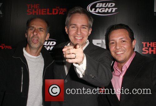 David Marciano, Jay Karnes, Hector- Luis Bustamante Screening...