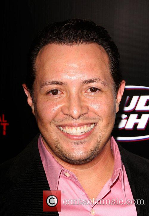 Hector- Luis Bustamante Screening of 'The Shield' held...