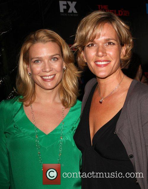 Laurie Holden and Catherine Dent Screening of 'The...