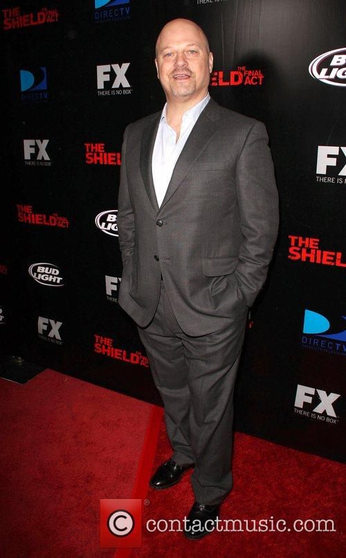 Michael Chiklis Screening of 'The Shield' held at...