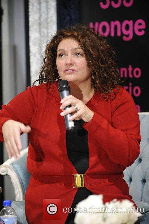 aida turturro makes an in store appearance to celebrate the dvd release of 'the sopranos: the complete series' at hmv 5209016