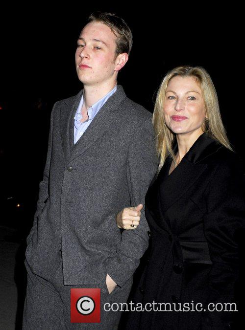 Tatum O'Neal arrives to the screening of The...