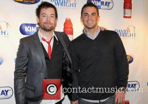 David Cook and David Wright 'Do The Wright...