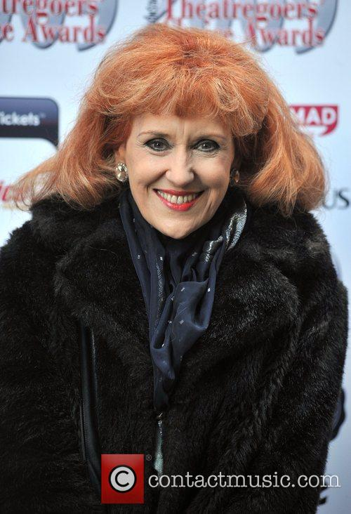Anita Dobson Theatregoers' Choice Awards 2009 - launch,...