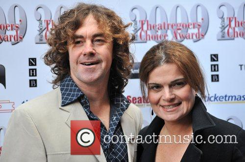 Guests Theatregoers' Choice Awards 2009 - launch, held...