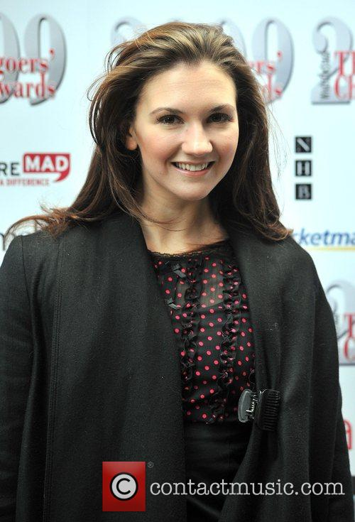 Summer Strallen Theatregoers' Choice Awards 2009 - launch,...