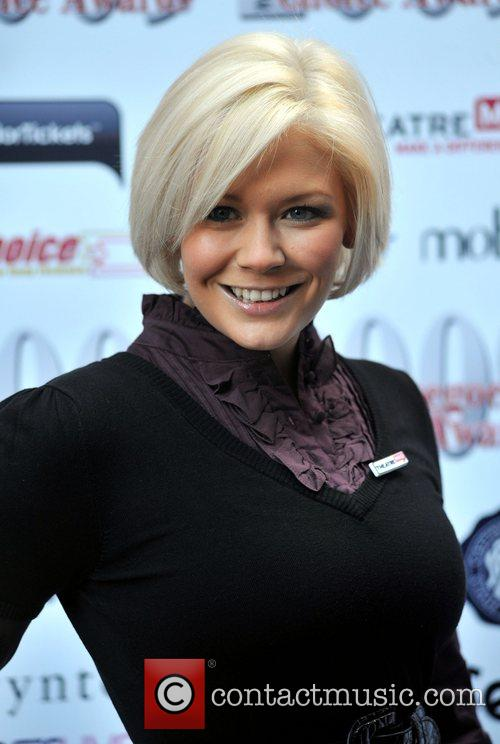 Suzanne Shaw Theatregoers' Choice Awards 2009 - launch,...