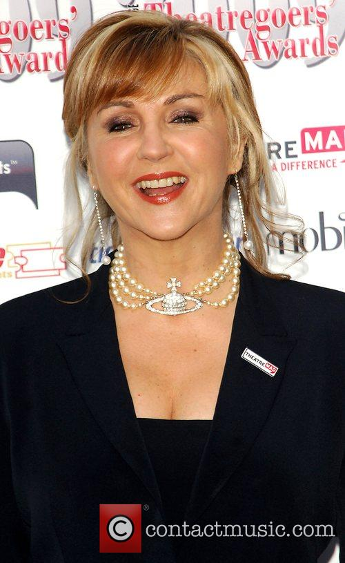 Lesley Garrett Theatregoers' Choice Awards 2009 - launch...