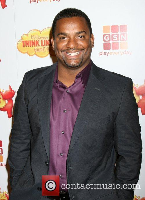 Alfonso Ribeiro  The premiere of Game Show...