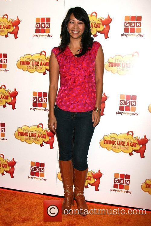 Diane Mizota  The premiere of Game Show...