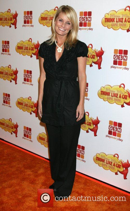 Kelly Packard  The premiere of Game Show...