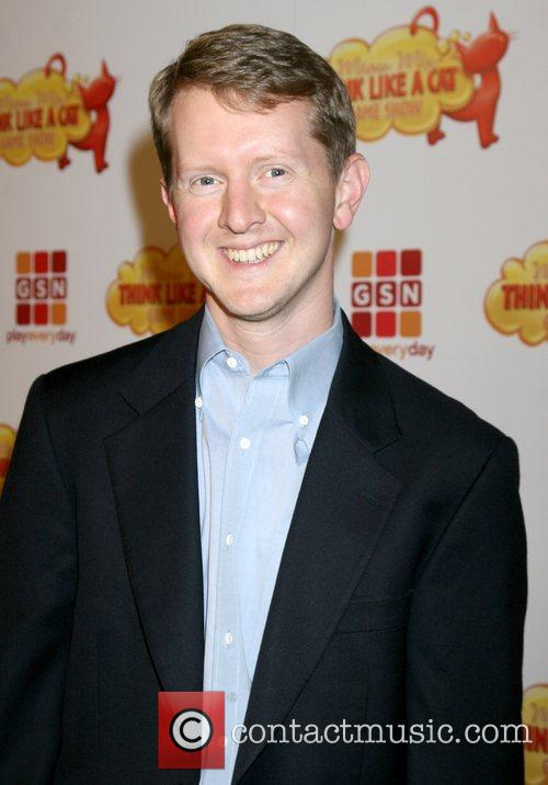 Ken Jennings  The premiere of Game Show...