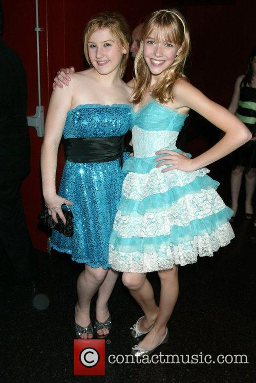 Caitlin Gann and Delaney Moro Opening Night After...