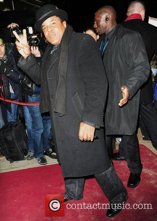 Tito Jackson and Michael Jackson 2