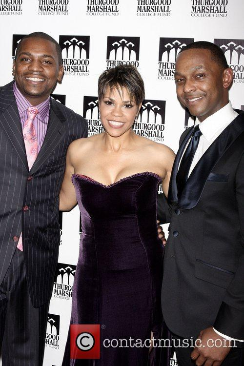 Mekhi Phifer, April Woodard and Dwayne Ashley 6