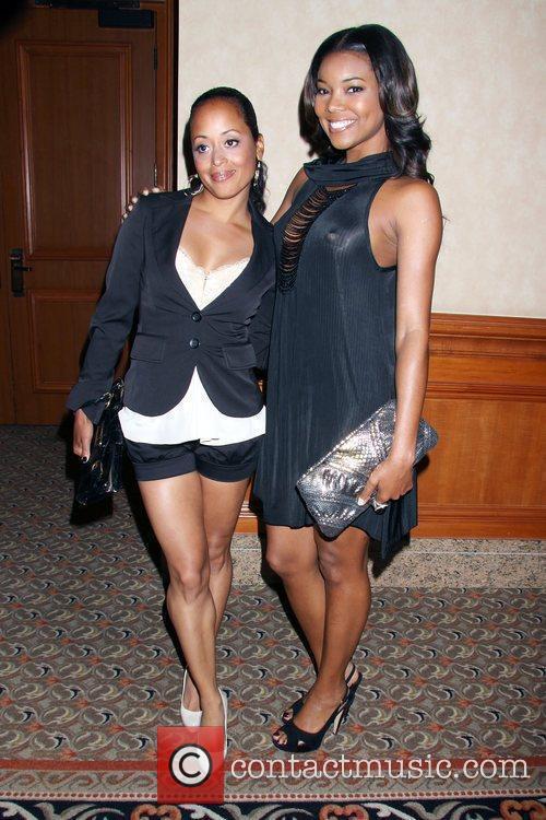 Essence Atkins and Gabrielle Union 2