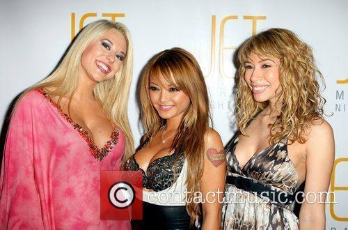 WWE's Tifanny, Tila Tequila and Roxanne Dawn Tila...