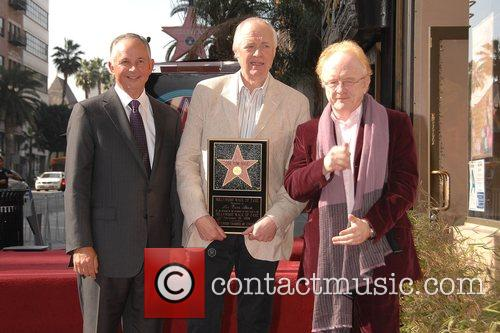 Sir Tim Rice honoured with the 2,375th Star...