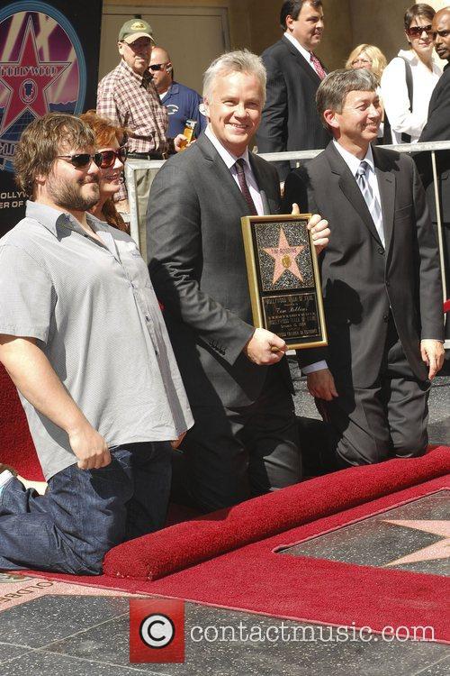 Jack Black ,Susan Sarandon, Tim Robbins, Leron Gubler...
