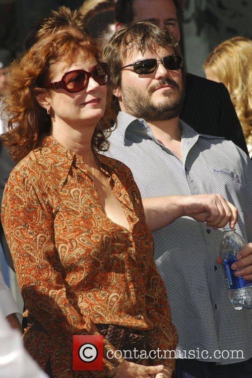 Susan Sarandon and Jack Black 4